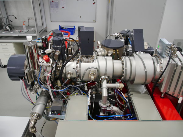 3 Sample Chamber _ Secondary Ions